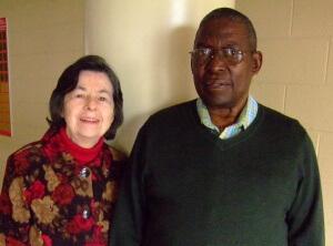 2016: Mary-Cabrini and Dr. Albert M., Cincinnati